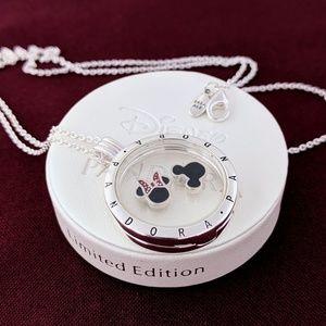 Pandora Large Floating Locket Necklace